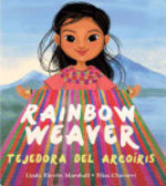 Book cover of RAINBOW WEAVER