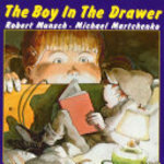 Book cover of BOY IN THE DRAWER