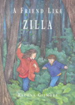Book cover of FRIEND LIKE ZILLA