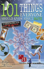 Book cover of 101 THINGS EVERYONE SHOULD KNOW ABOUT MA