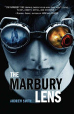 Book cover of MARBURY LENS