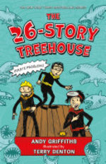 Book cover of 26-STORY TREEHOUSE