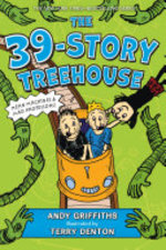 Book cover of 39 STORY TREEHOUSE