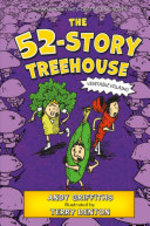 Book cover of 52 STORY TREEHOUSE