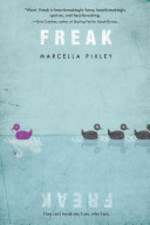 Book cover of FREAK