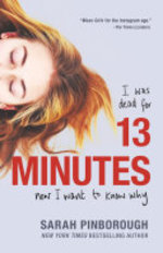 Book cover of 13 MINUTES