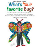 Book cover of WHAT'S YOUR FAVORITE BUG