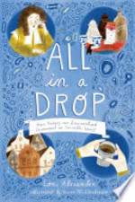 Book cover of ALL IN A DROP - HOW ANTONY VAN LEEUWENHO