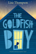 Book cover of GOLDFISH BOY