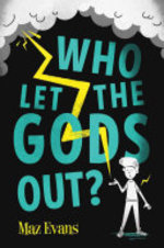 Book cover of WHO LET THE GODS OUT