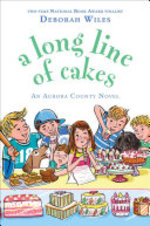 Book cover of LONG LINE OF CAKES
