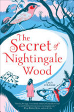Book cover of SECRET OF NIGHTINGALE WOOD