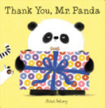 Book cover of THANK YOU MR PANDA