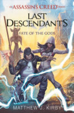 Book cover of ASSASSIN'S CREED LAST DESCENDANTS 03 FAT