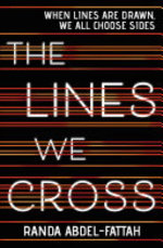 Book cover of LINES WE CROSS