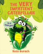 Book cover of VERY IMPATIENT CATERPILLAR