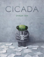 Book cover of CICADA