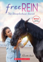 Book cover of FREE REIN STEEPLE CHASE SECRET
