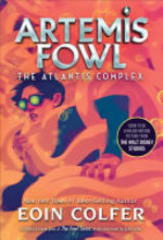 Book cover of ARTEMIS FOWL 07 ATLANTIS COMPLEX