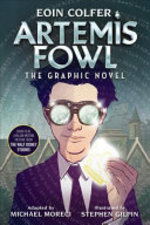 Book cover of ARTEMIS FOWL GN 01
