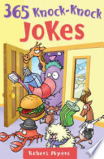 Book cover of 365 KNOCK KNOCK JOKES
