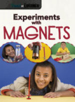 Book cover of EXPERIMENTS WITH MAGNETS