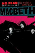 Book cover of MACBETH - NO FEAR SHAKESPEARE