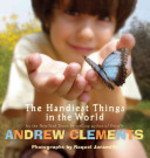 Book cover of HANDIEST THINGS IN THE WORLD