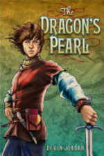 Book cover of DRAGON'S PEARL