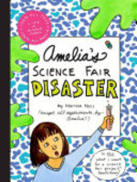 Book cover of AMELIA'S SCIENCE FAIR DISASTER