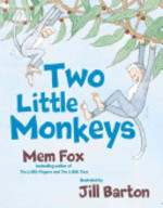 Book cover of 2 LITTLE MONKEYS