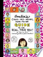 Book cover of AMELIA'S CROSS-MY-HEART HOPE-TO-DIE GT
