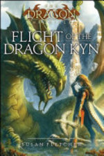 Book cover of DRAGON CHRONICLES 02 FLIGHT OF THE DRAGO