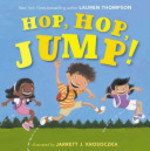 Book cover of HOP HOP JUMP