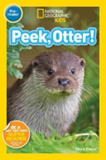 Book cover of NATIONAL GEOGRAPHIC READERS PEEK OTTER