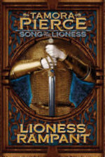 Book cover of LIONESS RAMPANT