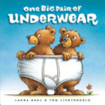 Book cover of 1 BIG PAIR OF UNDERWEAR