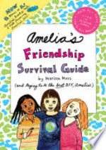 Book cover of AMELIA'S FRIENDSHIP SURVIVAL GUIDE