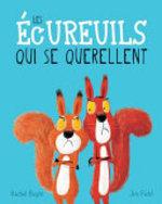 Book cover of ECUREUILS QUI SE QUERELLENT