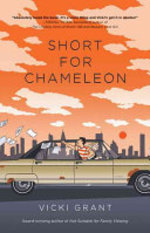 Book cover of SHORT FOR CHAMELEON