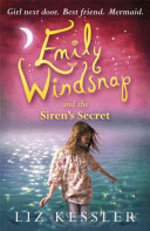 Book cover of EMILY WINDSNAP & THE SIREN'S SECRET