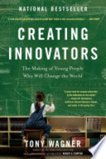 Book cover of CREATING INNOVATORS