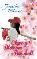 Book cover of CHERRY BLOSSOM BASEBALL
