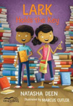 Book cover of LARK HOLDS THE KEY