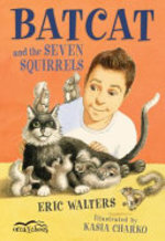 Book cover of BATCAT & THE 7 SQUIRRELS