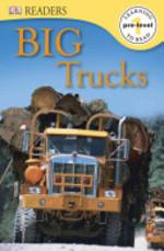 Book cover of BIG TRUCKS