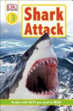 Book cover of SHARK ATTACK