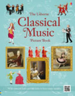 Book cover of CLASSICAL MUSIC PICTURE BOOK