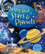 Book cover of BIG BOOK OF STARS & PLANETS