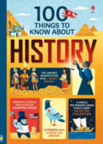 Book cover of 100 THINGS TO KNOW ABOUT HIST